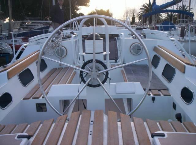 refit complet sur garcia maracuja 42 r novation et entretien de bateaux maintenance et. Black Bedroom Furniture Sets. Home Design Ideas